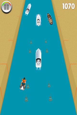 Screenshot iAmBored Jet Ski Rider