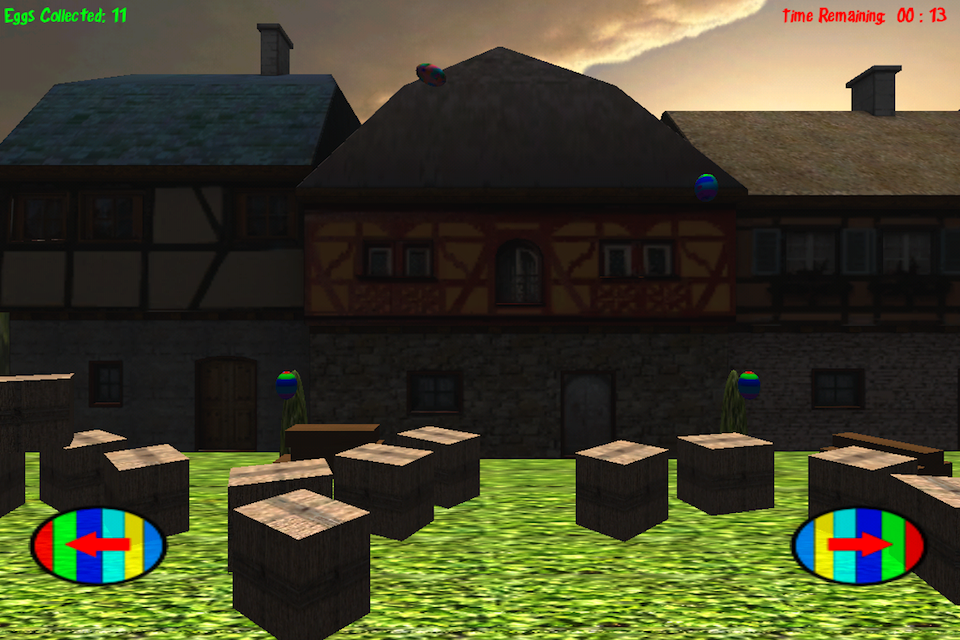 Screenshot Easter Egg Hunt 3D