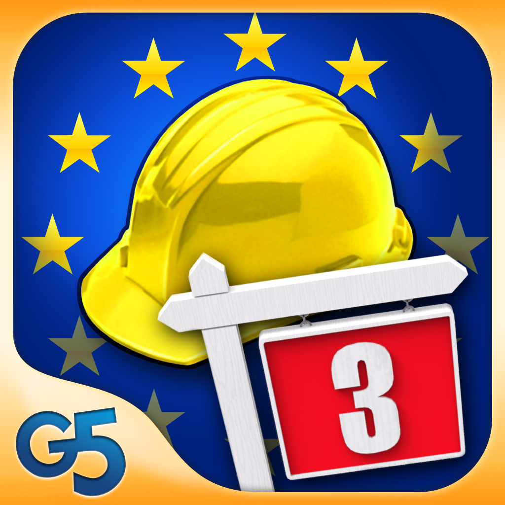 Build-a-lot 3: ヨーロッパへのパスポート (Full)