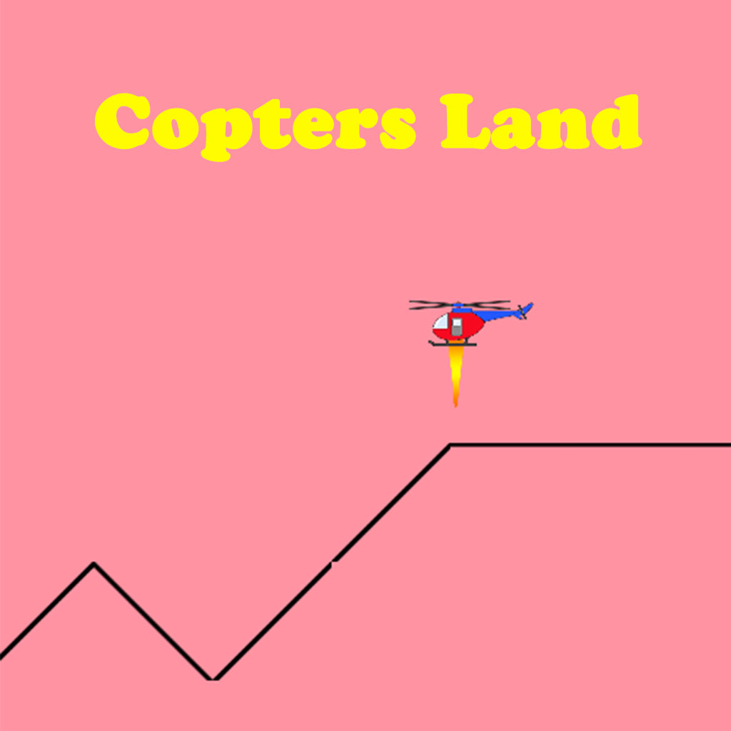 Amazing Copters Land Pro